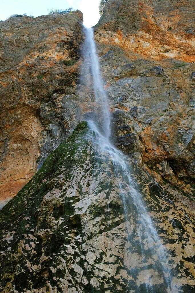 Rinka Falls, Logar Valley, Slovenia