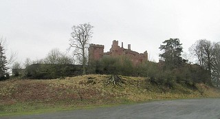 Powis Castle from Car park | by jackdeightonsf