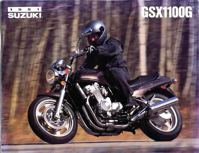 Suzuki GSX 1100 G 1993 - 7