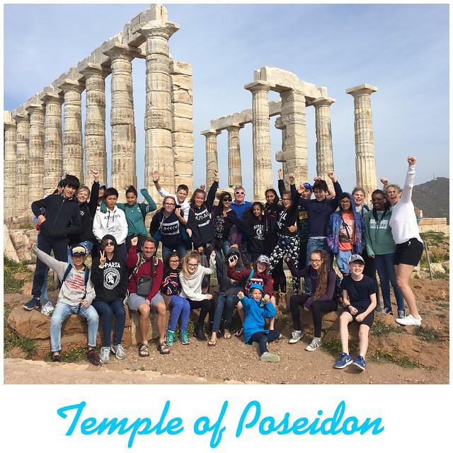 Classics Trip to Greece 2019