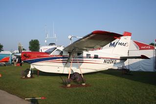 N120KQ Quest Aircraft Co. Kodiak 100 [100-0120] Oshkosh 250718
