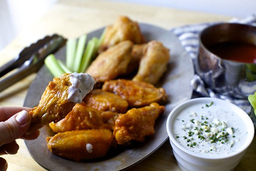 oven buffalo wings | by smitten kitchen