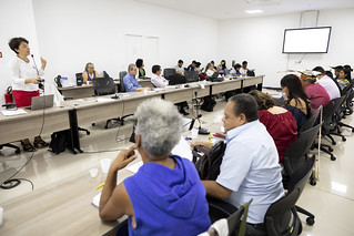 Reunião Comissão Organiz. da 6ºCNSI | by 6ª Conferência Nacional de Saúde Indígena