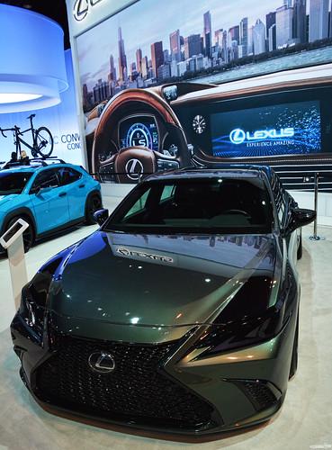 2019 Lexus ES Photo