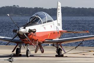T-6A 165998 F-998 VT-10 NAS Jacksonville | by Ivan Voukadinov