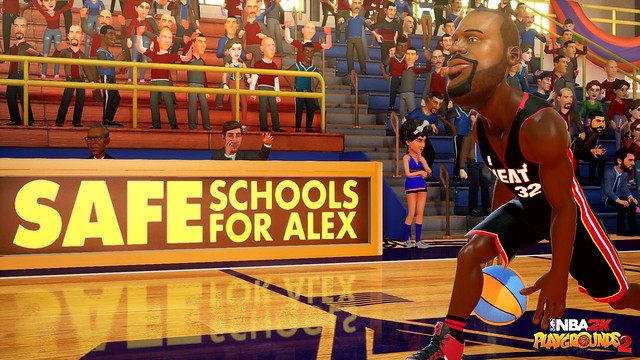 SABER INTERACTIVE AND 2K ANNOUNCE NBA 2K PLAYGROUNDS 2
