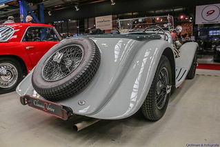 1939 Aston Martin 15 98 Short Chassis Frans Verschuren Flickr