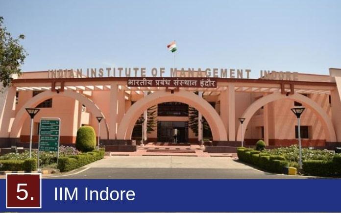 IIM Indore NIRF Ranking 2019