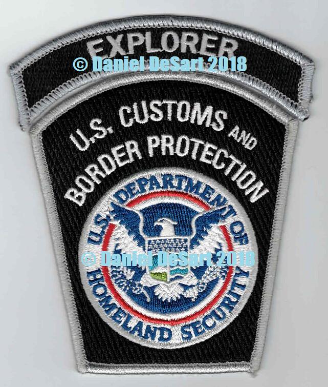 US Customs and Border Protection Explorer   © Daniel DeSart