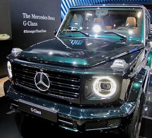 2019 Mercedes-Benz G550 Photo