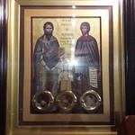 святые Рафаил, Николай Ирина Лесбосские