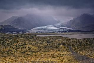 Öræfajökull | by Wim van de Meerendonk, loving nature