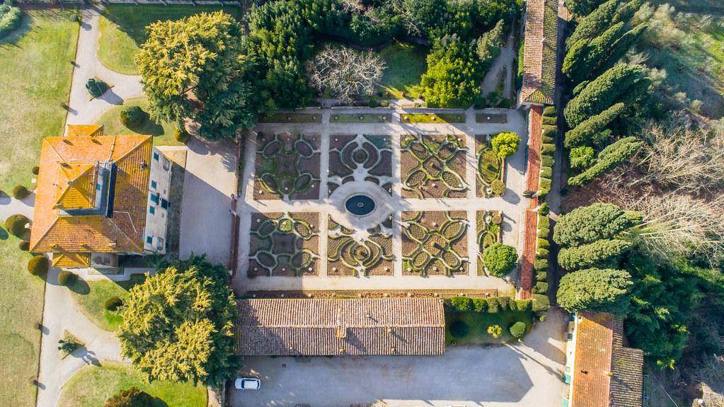 Villa di Poggio Adorno