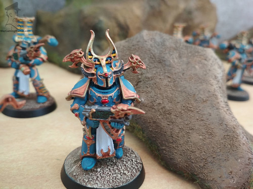 Thousand Sons - Rubic Marines and Sorcerers00007 | by Wargaming Mamas