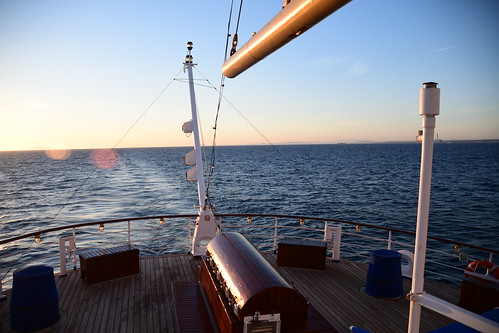 A view from the Sun Deck of the Royal Clipper | by Corvair Owner