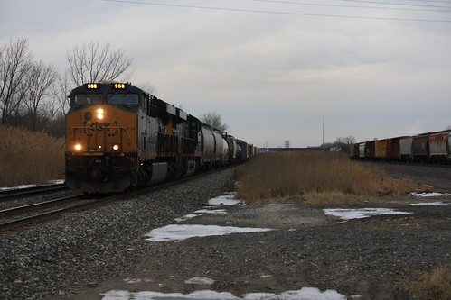 CSX 968 - Gary, IN | by tcamp7837