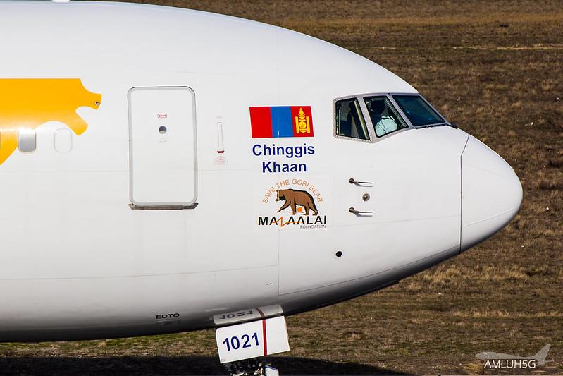 MIAT Mongolian Airlines - B763 - JU-1021 (7)