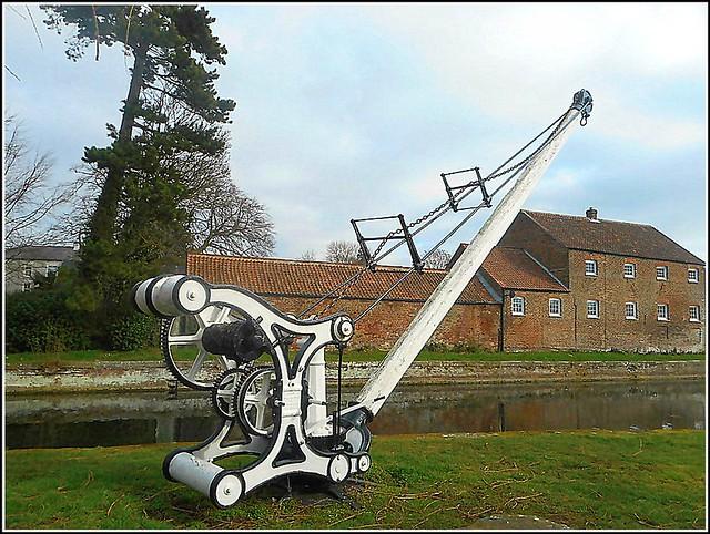 Historic Old Crane...