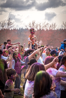 Marymoor Park - Festival of Colors: Holi | by kingcountyparks