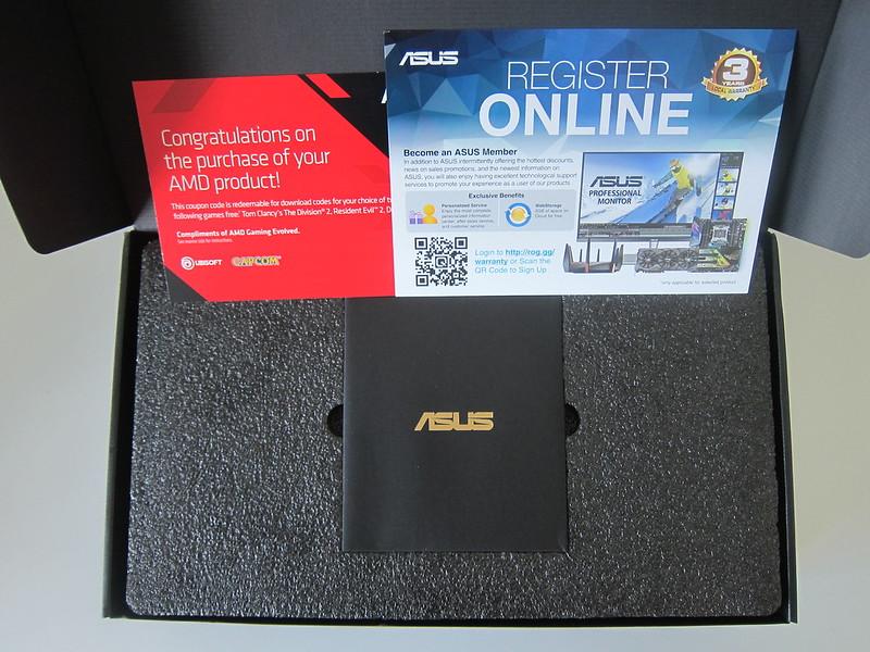 Asus ROG Strix RX VEGA56 OC Edition 8GB - Box Open