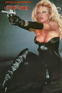 Pamela Anderson in Barb Wire (1996) | by Truus, Bob & Jan too!