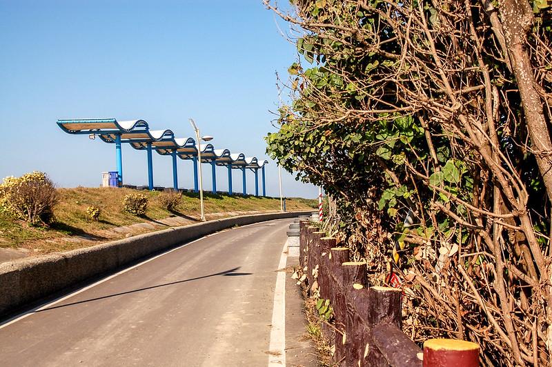 新竹市17公里海岸觀光帶自行車專用道 2