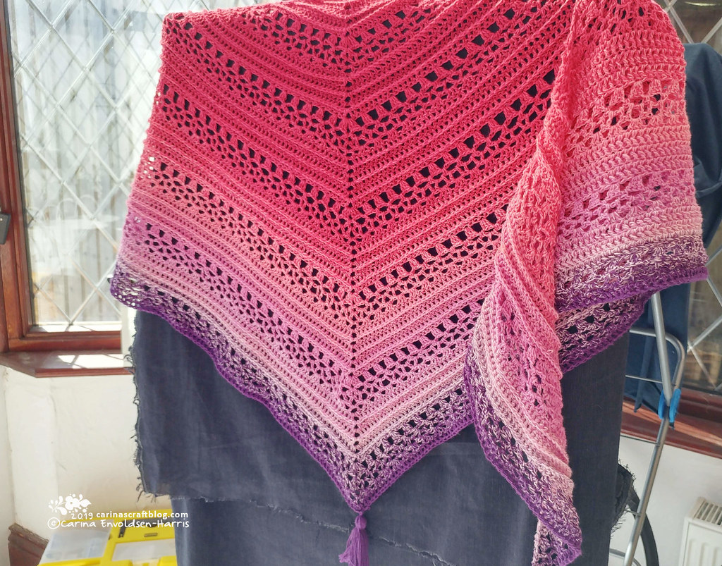 This Is Me shawl