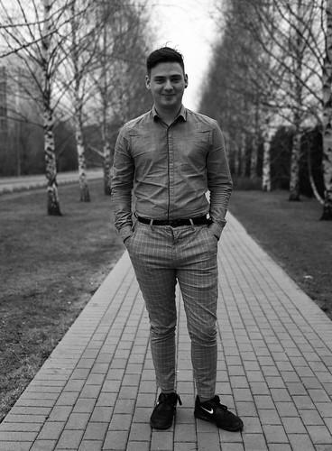 Mr. Andrey. | by Alex B/N
