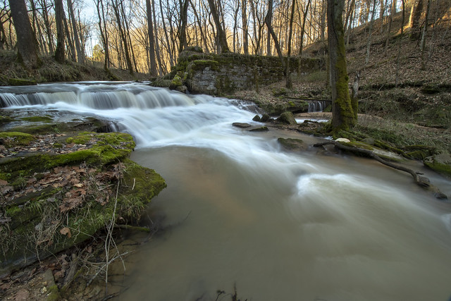 High Hope falls, White County, Tennessee 2