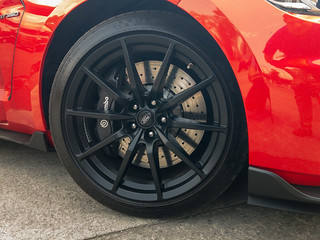 Mustang Wheel | by Joe_Torres_Studio