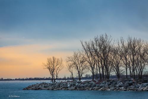 Pre-sunset Ashbridges bay - Toronto   by Phil Marion (173 million views - THANKS)