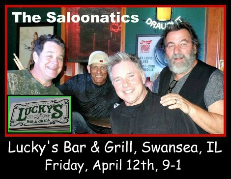 The Saloonatics 4-12-19