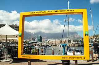 Table Mountain, Cape Town, South Africa   by Lemmo2009
