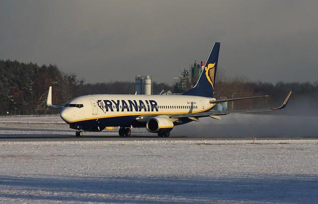 Ryanair, EI-DWX, MSN 33630, Boenig 737-8AS, 28.12.2014,  GDN-EPGD, Gdańsk