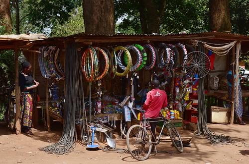 people village bicycles kitale shop commerce kenya