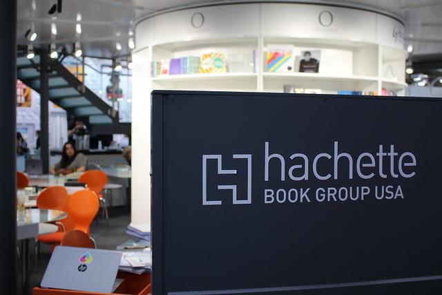 Hachette Book Group USA - Foire du Livre de Londres 2019
