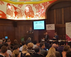 2019.03.20 Lezing European Policy Center The fight against terrorism 3 years after the Brussels attack