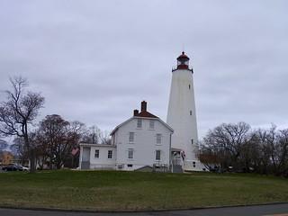 Sandy Hook Lighthouse   by howderfamily.com