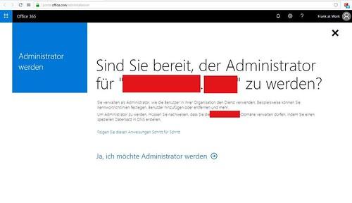 Microsoft Teams Gastzugang (15): Office 365 Unternehmens-Account - Admin werden! | by Frank Hamm
