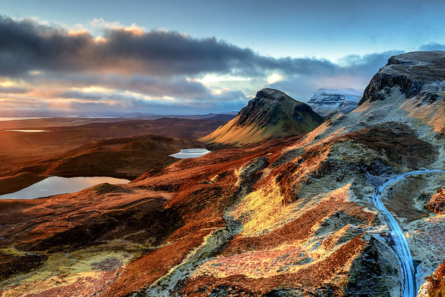 Quiraing-Sunrise