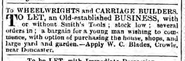Stamford Mercury - Friday 13 May 1898