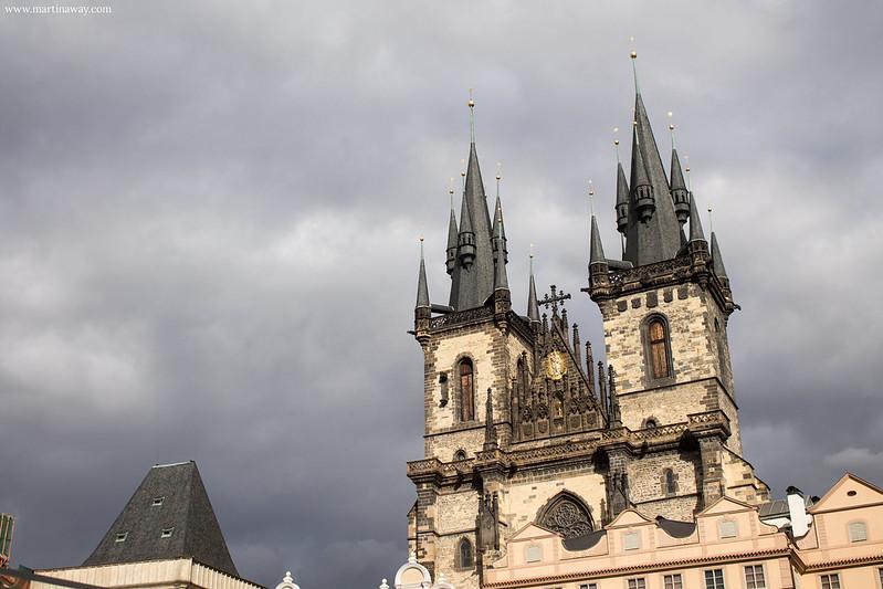 Chiesa di Nostra Signora di Tyn, Staré Město