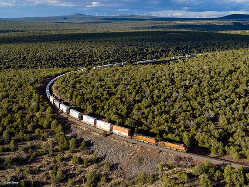 bnsf phoenixsubdivision railroads az usa us arizona
