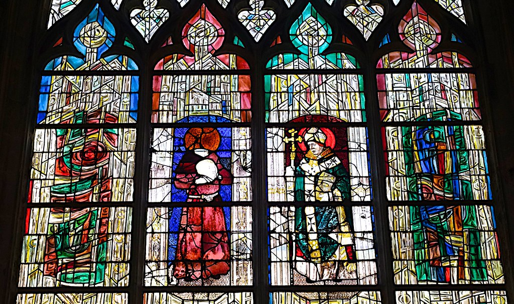 Image result for saint maclou rouen stained glass windows