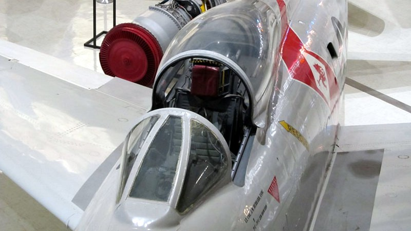 North American FJ-4 Fury 6