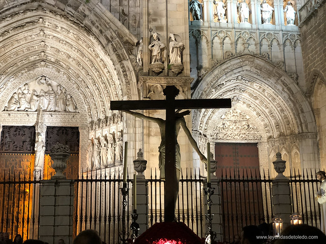 Cristo de la Vega, Toledo