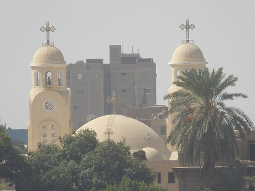 minya egypt church coptic orthodox