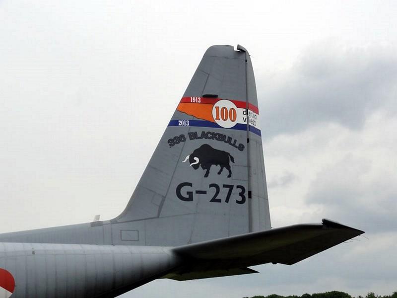 Lockheed C-130H Hercules 6