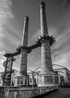 Chatellerault Towers | by jean.poitiers