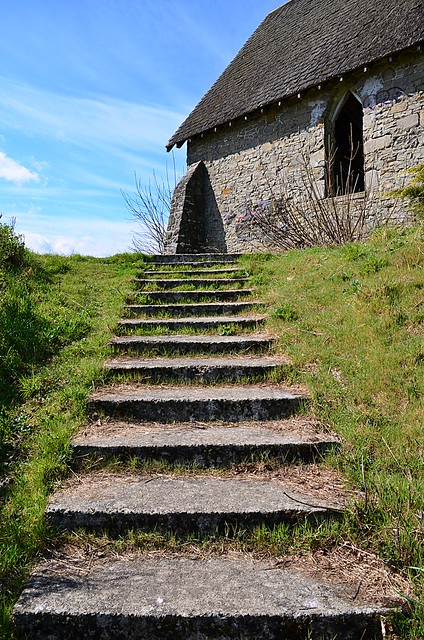 stairway to heaven . . .